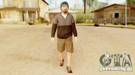 GTA 5 Michael Hoody для GTA San Andreas