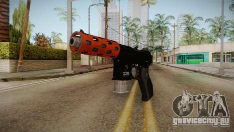 Orange Weapon 3 для GTA San Andreas