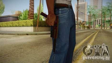 Deadshot Style AP Pistol для GTA San Andreas третий скриншот
