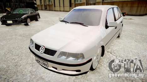 Volkswagen Golf G3 1.6 2000 для GTA 4 вид справа