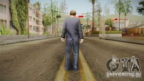 Mafia - Frank Colletti для GTA San Andreas третий скриншот