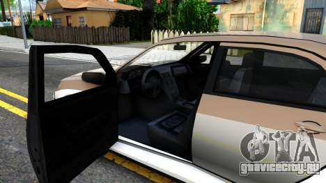Neuron from Saints Row The Third для GTA San Andreas вид изнутри