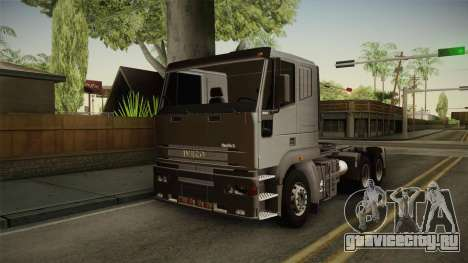 Iveco EuroTech 400E34 Tractor 6x4 v3.1 Final для GTA San Andreas