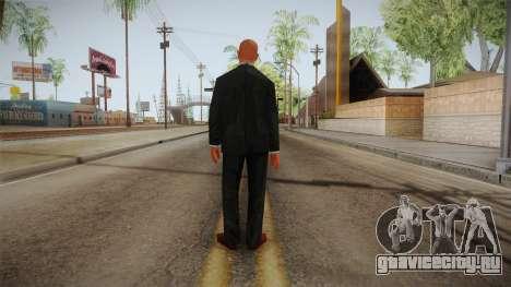 PES2016 - NPC Coach v3 для GTA San Andreas третий скриншот