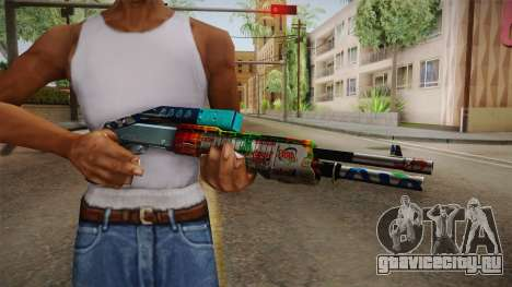 Shotgun Mexican для GTA San Andreas третий скриншот