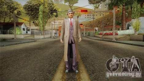Mafia - Paulie Coat для GTA San Andreas второй скриншот