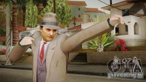 Mafia - Paulie Coat для GTA San Andreas
