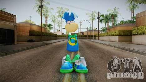 Rayman 3 LJ для GTA San Andreas третий скриншот