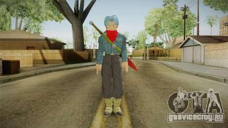 DBX2 - Trunks DBS для GTA San Andreas второй скриншот