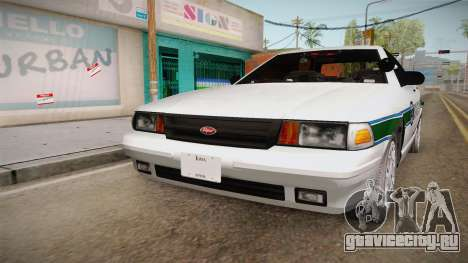 Brute Stainer 2008 San Andreas State Police для GTA San Andreas