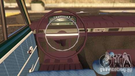 VAZ-2102 для GTA 5 вид справа