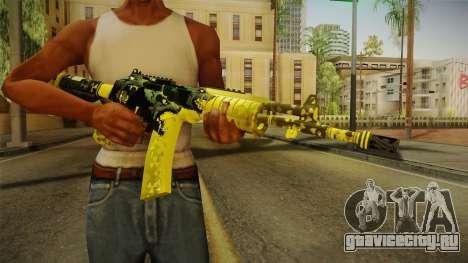 Vindi Halloween Weapon 1 для GTA San Andreas третий скриншот