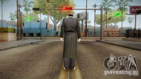 Mafia - Thomas Angelo Coat для GTA San Andreas третий скриншот
