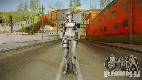Ghost in the Shell - Motoko Kusanagi для GTA San Andreas второй скриншот
