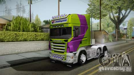 Scania R620 Malaysia Airlines для GTA San Andreas