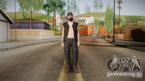 Bikers DLC Skin для GTA San Andreas второй скриншот