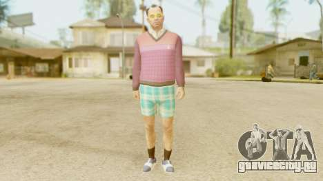 GTA 5 Trevor Fashion для GTA San Andreas третий скриншот