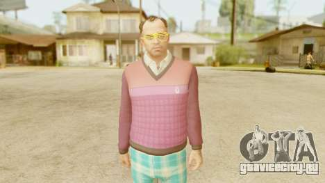 GTA 5 Trevor Fashion для GTA San Andreas второй скриншот