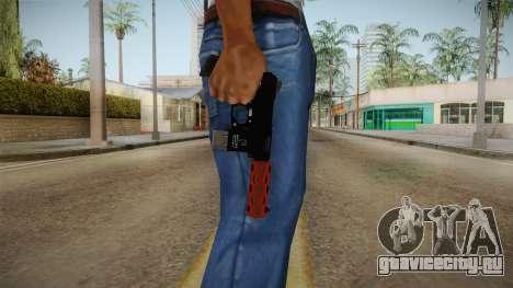 Orange Weapon 3 для GTA San Andreas третий скриншот