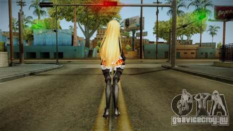 Mirai Solar Marine для GTA San Andreas третий скриншот