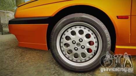 Alfa Romeo 155 для GTA San Andreas вид сзади слева