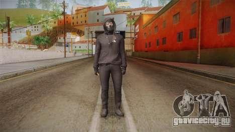 Alan Walker Skin для GTA San Andreas второй скриншот