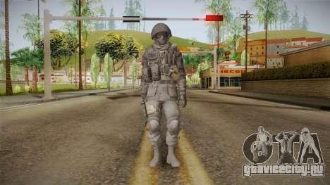 CoD 4: MW Remastered SAS v2 для GTA San Andreas второй скриншот