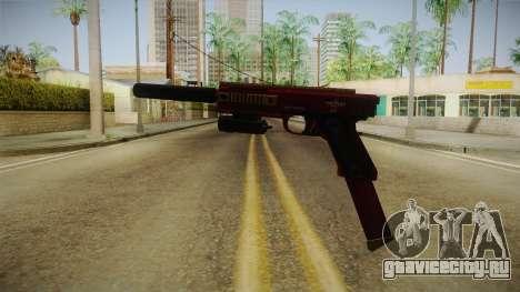 Deadshot Style AP Pistol для GTA San Andreas второй скриншот