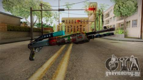 Shotgun Mexican для GTA San Andreas