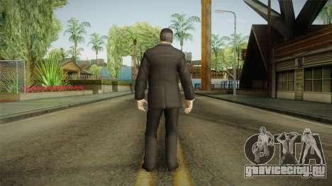 Mauricio Macri для GTA San Andreas третий скриншот
