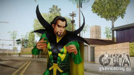 Marvel Future Fight - Baron Mordo для GTA San Andreas