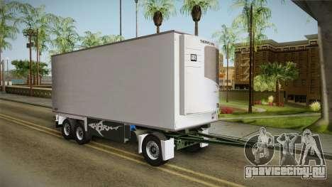 Iveco Eurotech 400E34 Tandem v2.0 Trailer для GTA San Andreas
