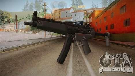 CoD 4: MW Remastered MP5 для GTA San Andreas