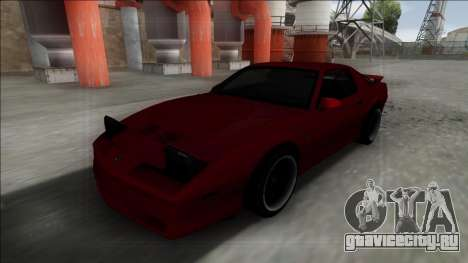 Pontiac Trans AM для GTA San Andreas