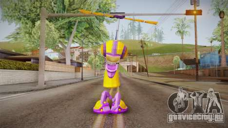 Rayman 3 TC для GTA San Andreas третий скриншот