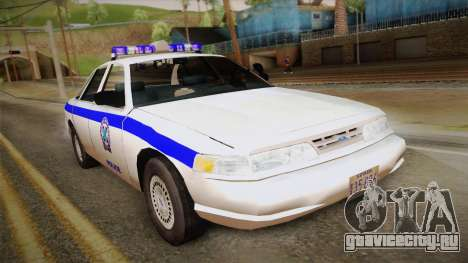 Ford Crown Victoria 1997 для GTA San Andreas