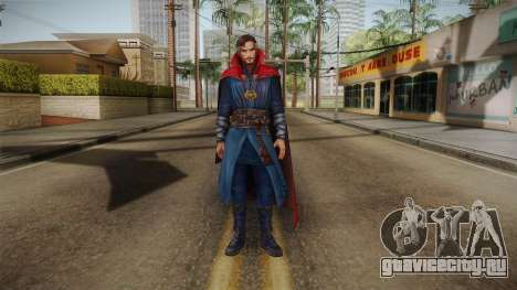 Marvel Future Fight - Dr. Strange (Movie) для GTA San Andreas второй скриншот