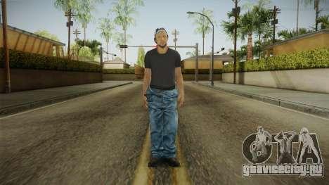 Walter Lamberti для GTA San Andreas второй скриншот