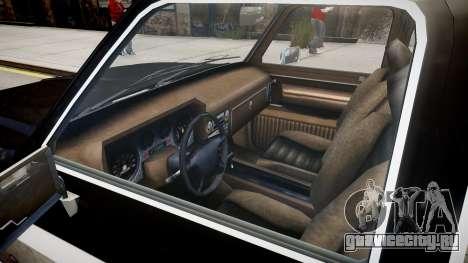 New Rancher для GTA 4 вид изнутри