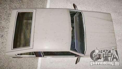 Blista Compact Classic для GTA 4 вид изнутри
