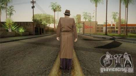 Mafia - Paulie Coat для GTA San Andreas третий скриншот