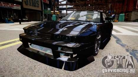 Nissan Sileighty для GTA 4 вид справа