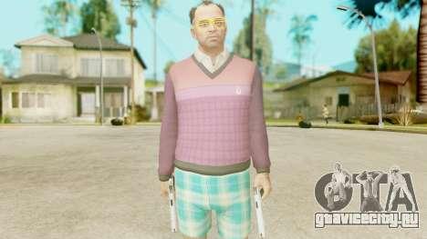 GTA 5 Trevor Fashion для GTA San Andreas четвёртый скриншот