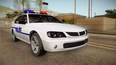 Declasse Merit 2005 Dillimore Police Department для GTA San Andreas