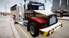 Новая пожарная машина T5