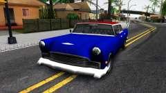 New car in style SA для GTA San Andreas