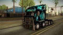 Freightliner Argosy 8x4 Hatsune Miku для GTA San Andreas
