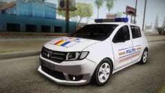 Dacia Sandero 2016 Romanian Police