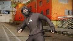 Alan Walker Skin для GTA San Andreas