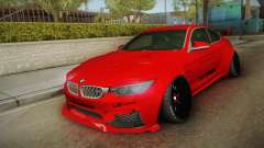 BMW M4 Liberty Walk для GTA San Andreas